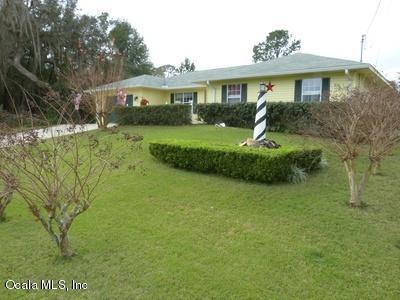 13066 NE 7 Loop, Silver Springs, FL 34488 (MLS #553846) :: Realty Executives Mid Florida