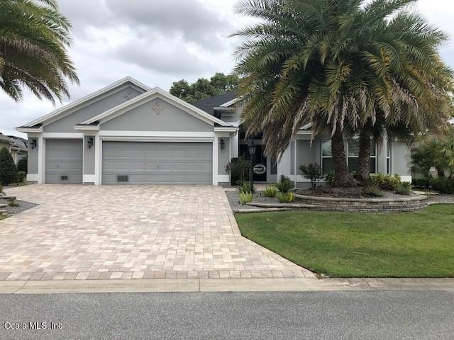 3007 Bureau Path, The Villages, FL 32163 (MLS #554270) :: Realty Executives Mid Florida