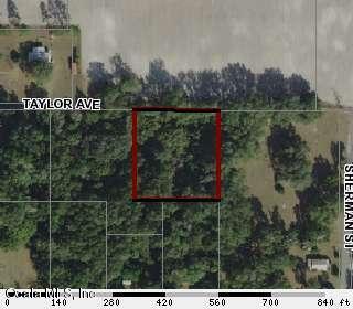 0 LOT #73 Taylor Avenue, Coleman, FL 33521 (MLS #554553) :: Bosshardt Realty