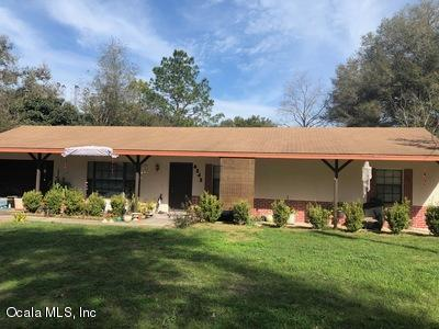 6141 SE 119th Place, Belleview, FL 34420 (MLS #554786) :: Realty Executives Mid Florida