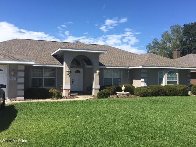 5851 SW 86 Place, Ocala, FL 34476 (MLS #554927) :: Realty Executives Mid Florida