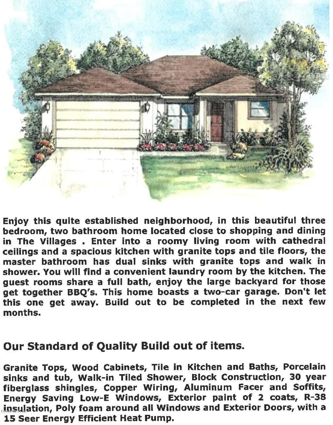 1000 Barwick Street Wildwood, FL 34785