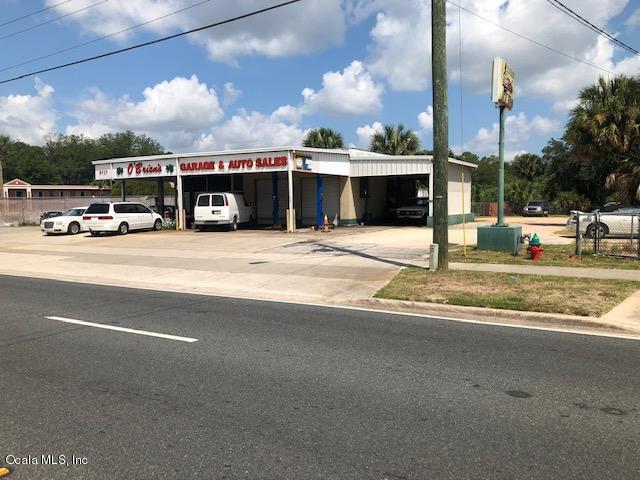 5121 E Silver Springs Blvd Boulevard, Silver Springs, FL 34488 (MLS #557305) :: Realty Executives Mid Florida