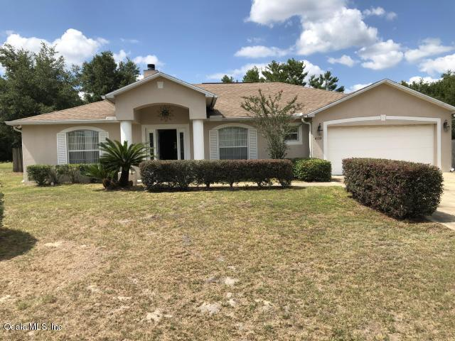 4359 SW 102nd Lane Road, Ocala, FL 34476 (MLS #558176) :: Realty Executives Mid Florida