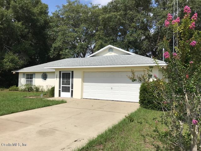231 Oak Lane, Ocala, FL 34472 (MLS #558335) :: Pepine Realty