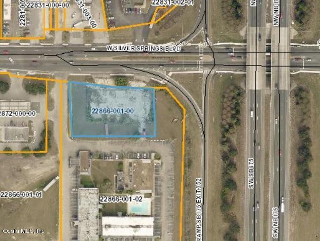 3820 W Silver Springs Boulevard, Ocala, FL 34482 (MLS #558367) :: Realty Executives Mid Florida
