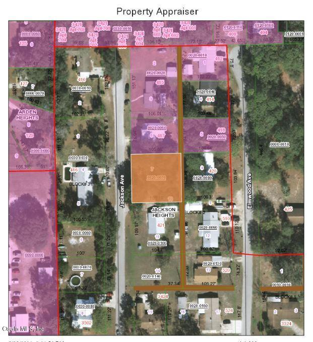 419 Jackson Avenue, Palatka, FL 32177 (MLS #558438) :: Realty Executives Mid Florida