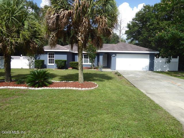 14345 SW 44th Court, Ocala, FL 34473 (MLS #558525) :: Thomas Group Realty