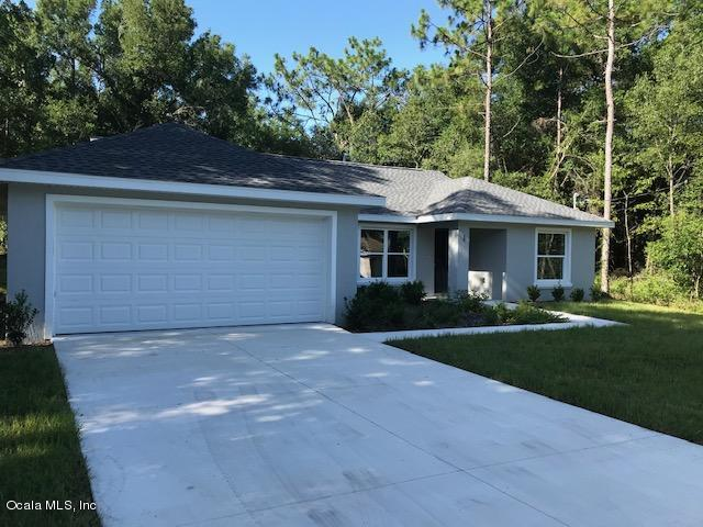 58 Dogwood Loop, Ocala, FL 34472 (MLS #558693) :: Thomas Group Realty