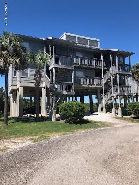 11 Old Mill Drive 10 A, Cedar Key, FL 32625 (MLS #559391) :: Bosshardt Realty