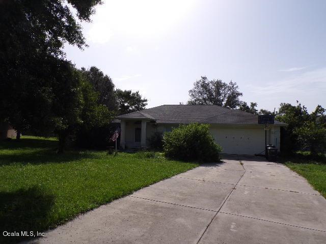4810 SW 101st Lane, Ocala, FL 34476 (MLS #559513) :: Bosshardt Realty