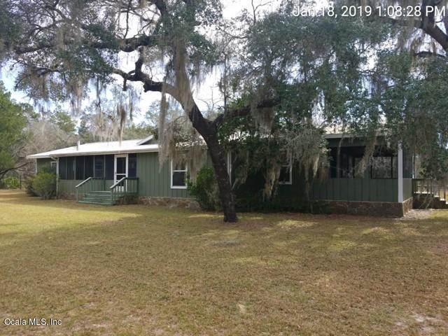 15980 NE 239th Lane, Fort Mccoy, FL 32134 (MLS #559737) :: Bosshardt Realty