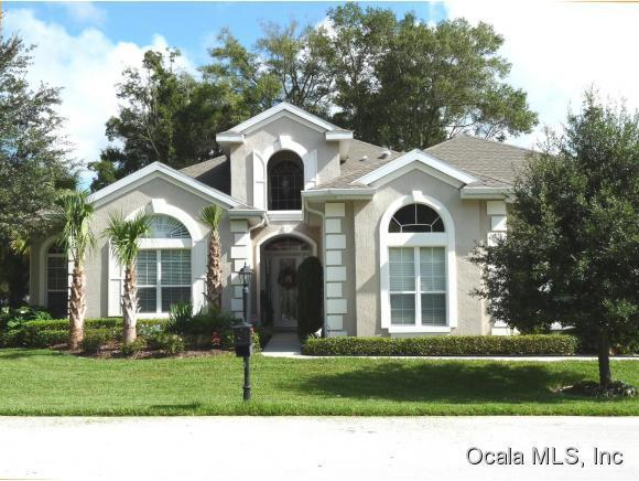 7105 SW 106 Place, Ocala, FL 34476 (MLS #560590) :: Pepine Realty