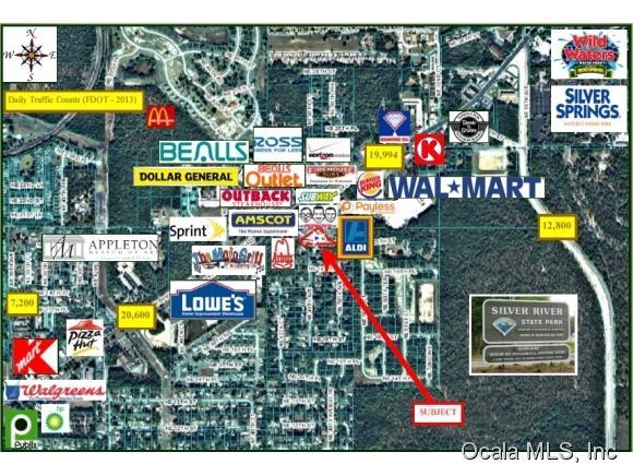 1.9ac NE 49 Court Road, Ocala, FL 34470 (MLS #560605) :: Pepine Realty