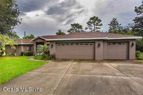 7065 N Tallwood Drive, Dunnellon, FL 34434 (MLS #562650) :: Bosshardt Realty
