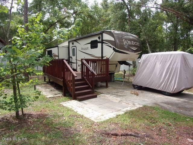 25360 NE 139 Loop, Salt Springs, FL 32134 (MLS #562660) :: Bosshardt Realty