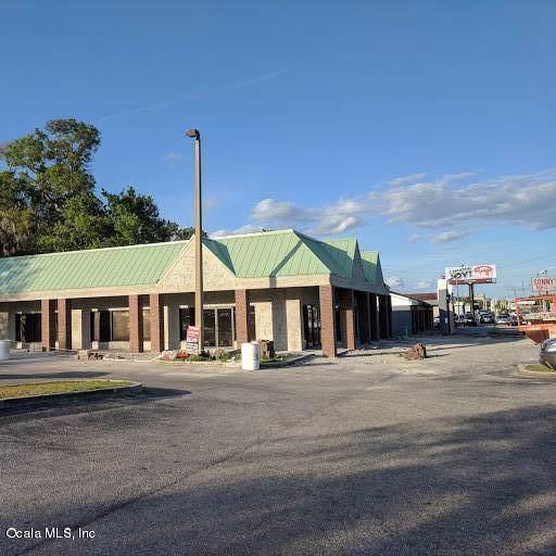 1925 SW College Road, Ocala, FL 34471 (MLS #562843) :: Thomas Group Realty