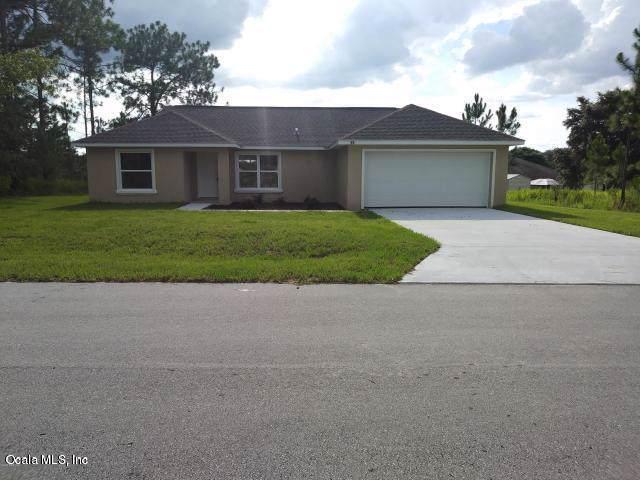4338 SE 139th Place, Summerfield, FL 34491 (MLS #562855) :: Bosshardt Realty