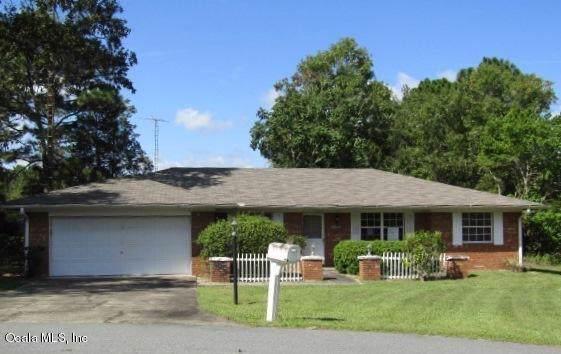15340 SW 43rd Avenue Road, Ocala, FL 34473 (MLS #562977) :: Thomas Group Realty
