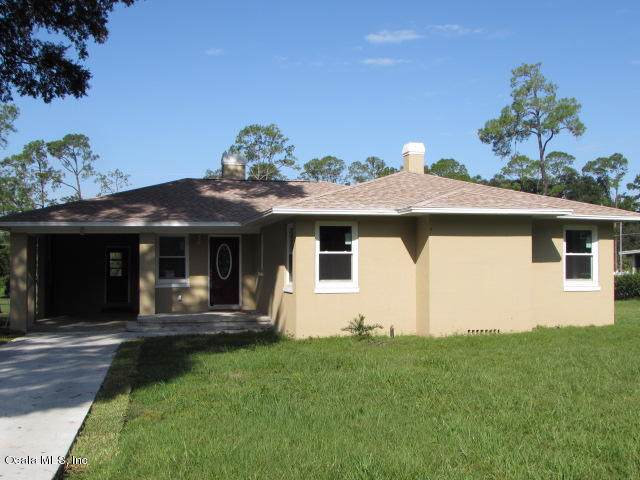 116 NE 31st Ave Avenue, Ocala, FL 34470 (MLS #562987) :: Bosshardt Realty