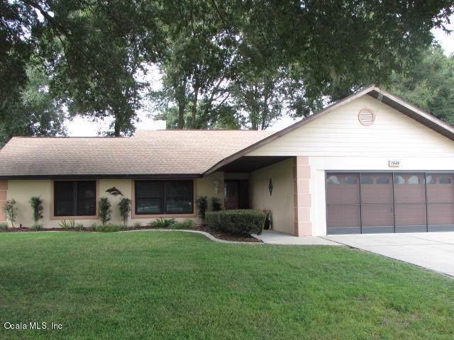 7545 SW 103rd Loop, Ocala, FL 34476 (MLS #562993) :: Thomas Group Realty