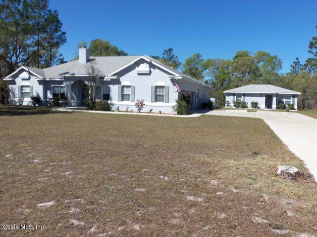 10430 SE 126th Terrace, Dunnellon, FL 34431 (MLS #563346) :: Globalwide Realty