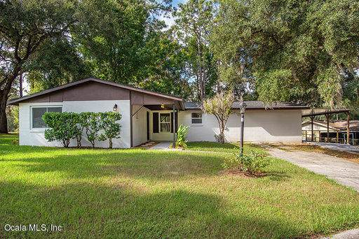 10122 N Academy Drive, Dunnellon, FL 34434 (MLS #563677) :: Pepine Realty
