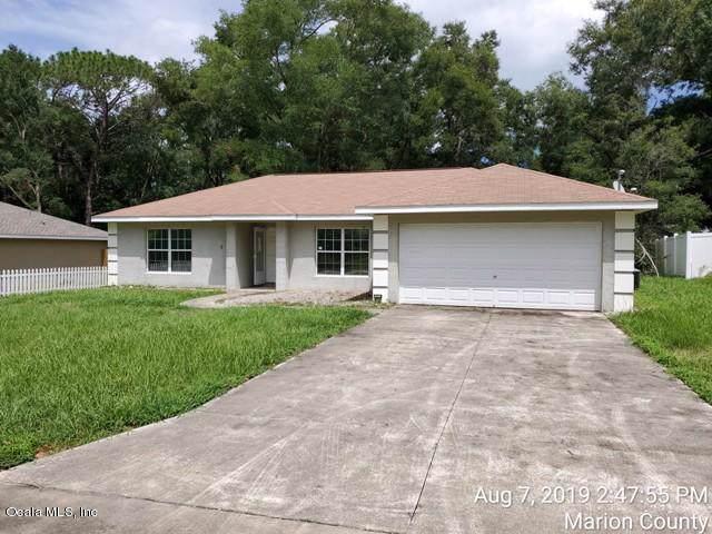 5741 NW 60th Terrace, Ocala, FL 34482 (MLS #563725) :: Bosshardt Realty