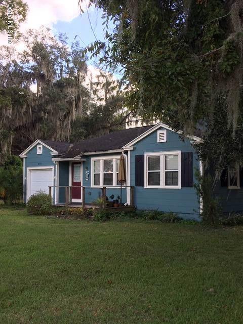 422 SE 17th Place, Ocala, FL 34471 (MLS #564079) :: Pepine Realty