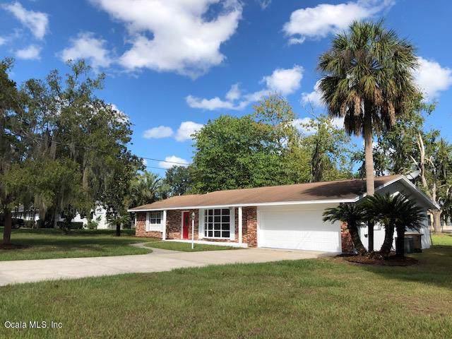 3521 SW 25th Street, Ocala, FL 34474 (MLS #564286) :: Thomas Group Realty