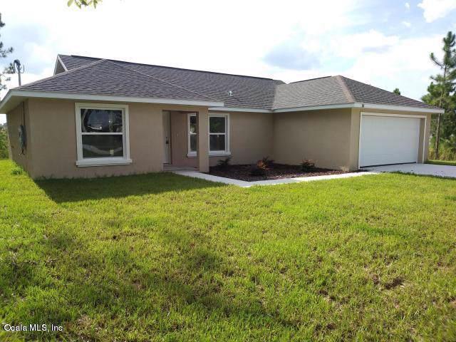 53 Juniper Trail Loop, Ocala, FL 34480 (MLS #564420) :: Realty Executives Mid Florida