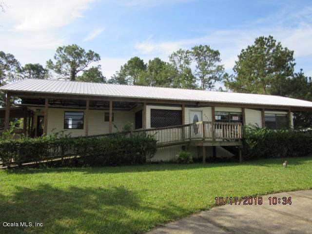24110 Panther Road, Astor, FL 32102 (MLS #564570) :: Thomas Group Realty