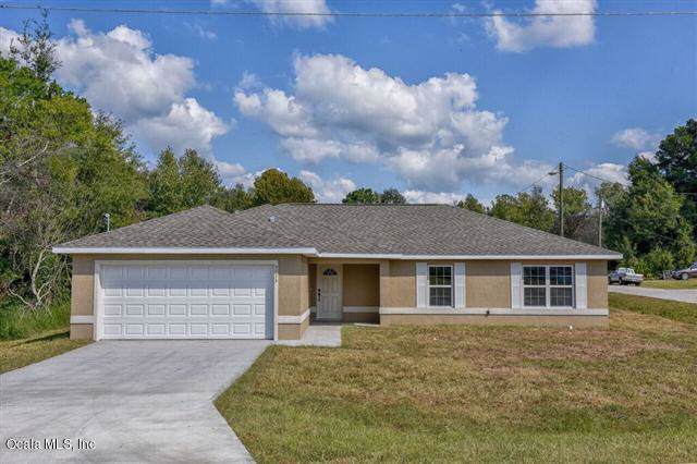 2680 SW 146 Place Road, Ocala, FL 34473 (MLS #564801) :: Realty Executives Mid Florida