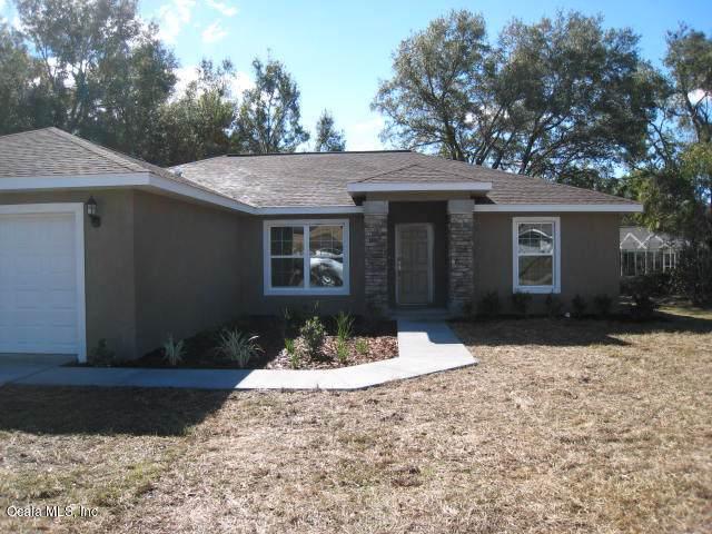 8896 SE 158th Street, Summerfield, FL 34491 (MLS #564899) :: Bosshardt Realty