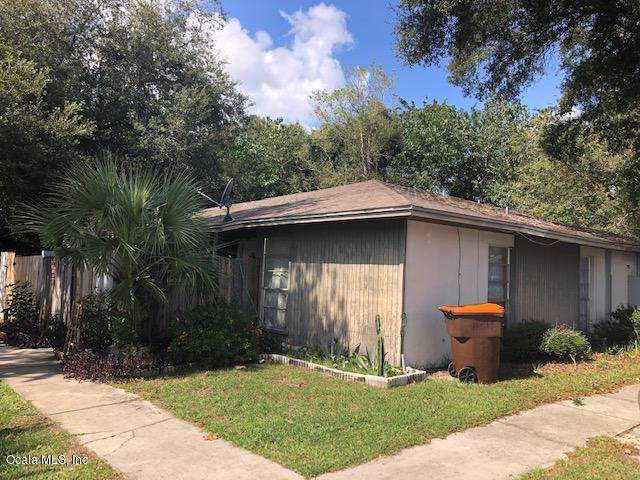 2950 SE 53rd Ct All Units Court, Ocala, FL 34480 (MLS #564907) :: The Dora Campbell Team