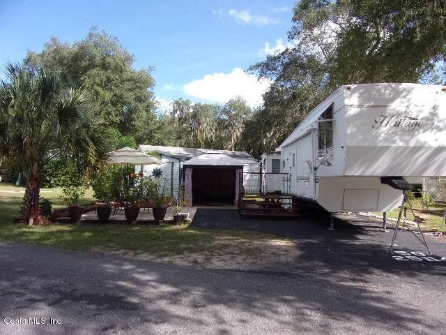 25114 NE 143rd Street, Salt Springs, FL 32134 (MLS #564977) :: Bosshardt Realty