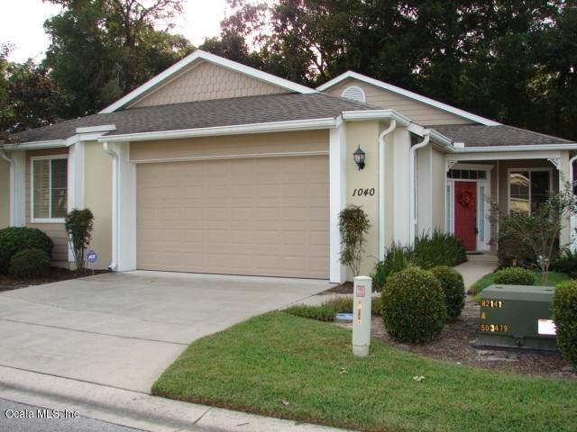 1040 NE 31st Terrace, Ocala, FL 34470 (MLS #565267) :: The Dora Campbell Team