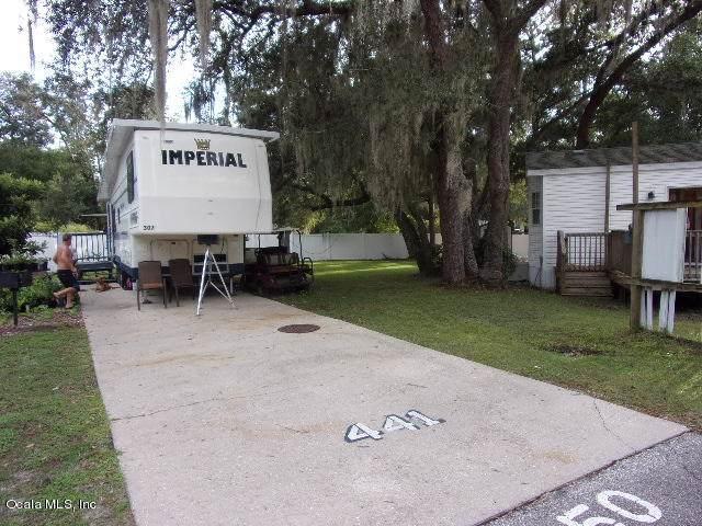 25350 NE 139 Loop, Salt Springs, FL 32134 (MLS #565457) :: Bosshardt Realty