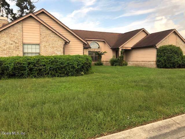 2315 SE 30th Street, Ocala, FL 34471 (MLS #566113) :: Bosshardt Realty