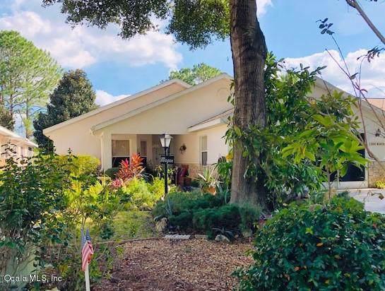 9097 SW 91st Circle, Ocala, FL 34481 (MLS #566201) :: Bosshardt Realty