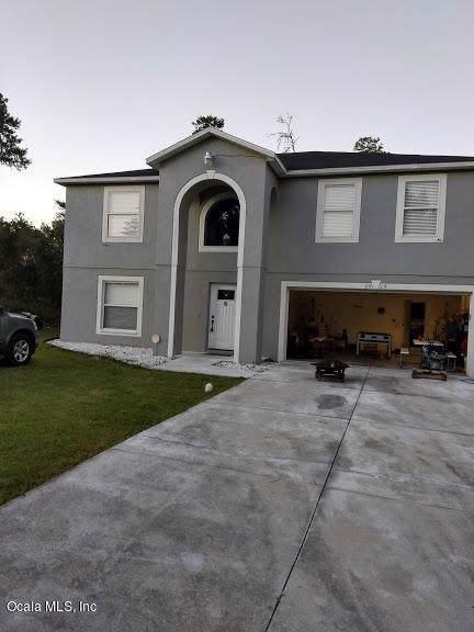 3919 SW 152 Street, Ocala, FL 34473 (MLS #566338) :: Bosshardt Realty