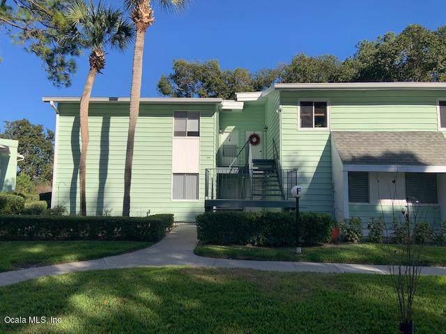 544 Midway Drive B, Ocala, FL 34472 (MLS #567239) :: The Dora Campbell Team
