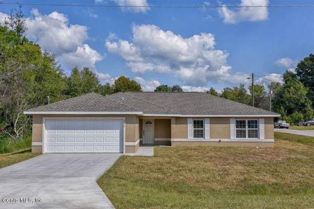 3887 SW 156th Place, Ocala, FL 34473 (MLS #567337) :: Realty Executives Mid Florida