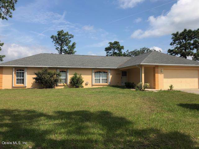 4909 W Woodlawn Street, Dunnellon, FL 34433 (MLS #567547) :: Pepine Realty