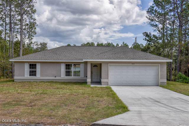6909 NW 60th Street Road, Ocala, FL 34482 (MLS #568462) :: Bosshardt Realty