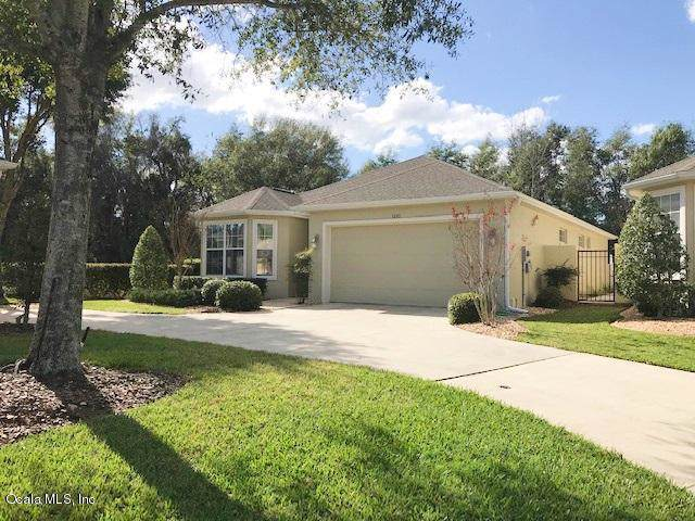 3840 SW 33rd Terrace, Ocala, FL 34474 (MLS #568577) :: The Dora Campbell Team
