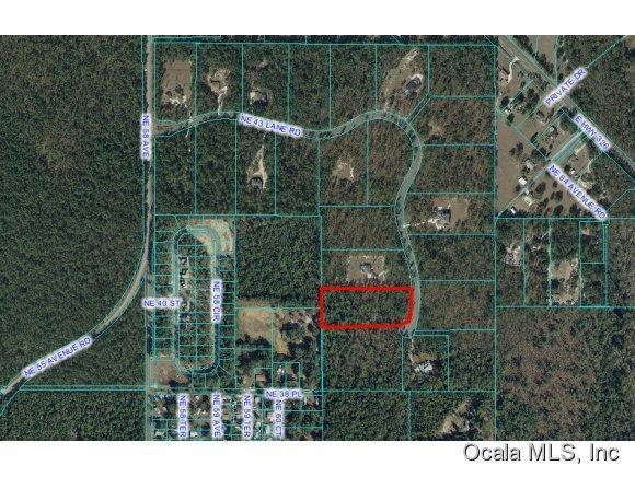 0 NE 43RD LANE Road, Ocala, FL 34488 (MLS #414488) :: Bosshardt Realty