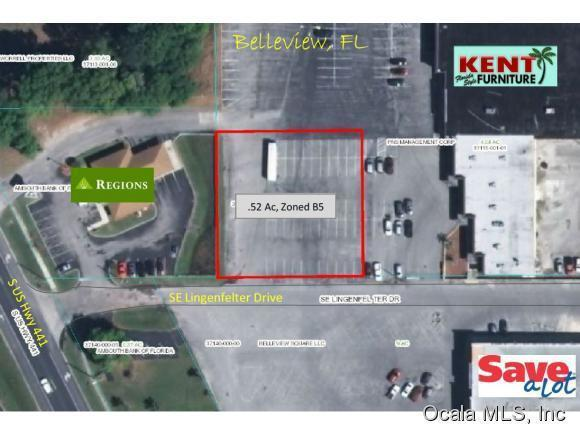 0 Lingenfelter Drive, Belleview, FL 34420 (MLS #426660) :: Realty Executives Mid Florida