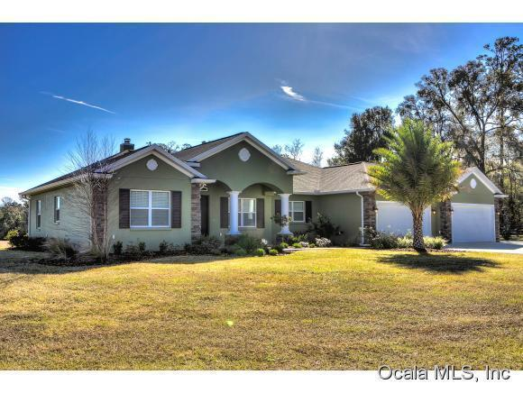 6675 NW 83rd Terrace, Ocala, FL 34482 (MLS #438787) :: Bosshardt Realty