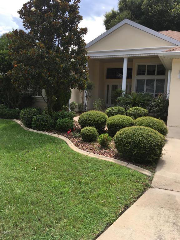 10846 SW 71st Circle, Ocala, FL 34476 (MLS #521481) :: Realty Executives Mid Florida